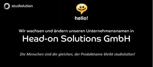 Head-on-Solutions gewinnt Investoren-Trio